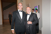SANDY NAIRNE; MARK WEISS, Mark Weiss dinner, Nationaal Portrait Gallery. London. 15 October 2012.
