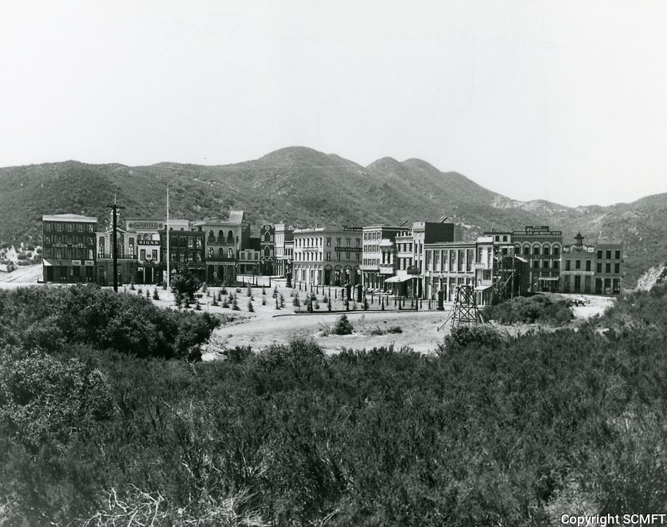 1935 Paramount Studios Ranch