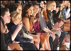 Kelly Brook-Londion Fashion Week b 14-9-12