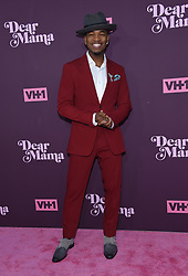 May 3, 2018 - Los Angeles, California, U.S. - Ne-Yo arrives for the VH1's 3rd Annual 'Dear Mama: A Love Letter to Moms' at the Theatre at the Ace Hotel. (Credit Image: © Lisa O'Connor via ZUMA Wire)