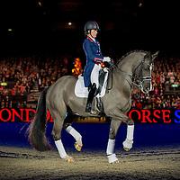 Valegro - The Retirement - London Olympia Horse Show 2016
