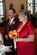 10/17/09 - 2:21:50 PM - MAYS LANDINGS, NJ: Laurie & Tony - October 17, 2009 (Photo by William Thomas Cain/cainimages.com)