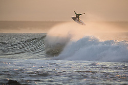 July 14, 2017 - Stu Kennedy of Australia enjoying a morning freesurf on the third layday of the Corona Open J-Bay at Supertubes...Corona Open J-Bay, Eastern Cape, South Africa - 14 Jul 2017. (Credit Image: © Rex Shutterstock via ZUMA Press)