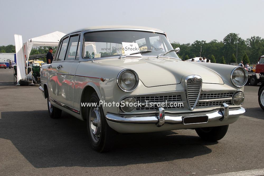 Alfa Romeo two door Sedan