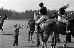 File photo dated 02/05/71 of the Duke of Edinburgh receiving a polo stick from his son Prince Edward at Windsor Great Park. The Duke of Edinburgh has died, Buckingham Palace has announced. Issue date: Friday April 9, 2020.. See PA story DEATH Philip. Photo credit should read: PA Wire