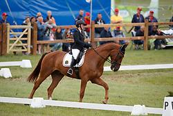 Poelmans Lore, BEL, Camelot vh Strateneinde<br /> European Championship Eventing Landelijke Ruiters - Tongeren 2017<br /> © Hippo Foto - Dirk Caremans<br /> 28/07/2017