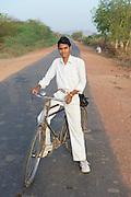 Schoolboy - Khatgarh, India