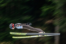 OPSETH Silje (NOR) during first round on day 2 of  FIS Ski Jumping World Cup Ladies Ljubno 2020, on February 23th, 2020 in Ljubno ob Savinji, Ljubno ob Savinji, Slovenia. Photo by Matic Ritonja / Sportida