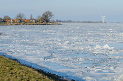 Uitdam, Waterland, Noord Holland, Netherlands