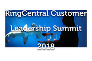 RingCentral Customer Leadership Summit 2018