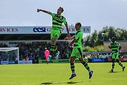 Forest Green Rovers v Barnet 050817