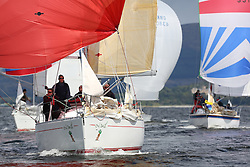 Peelport Clydeport, Largs Regatta Week 2014 Largs Sailing Club based at  Largs Yacht Haven with support from the Scottish Sailing Institute & Cumbrae.<br /> <br /> 2914, Cool Bandit, Craig Anderson