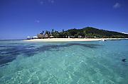 Castaway Island Resort, Mamanuca Group, Fiji<br />