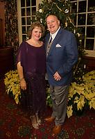 Napoli Group Awards Dinner at Church Landing in Meredith.  ©2018 Karen Bobotas Photographer
