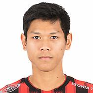THAILAND - MARCH 06: Pokklaw A-Nan #10 of True Bangkok United on March 06, 2019.<br /> .<br /> .<br /> .<br /> (Photo by: Naratip Golf Srisupab/SEALs Sports Images/MB Media Solutions)