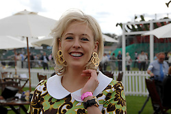 LADY ALEXANDRA SPENCER-CHURCHILL at the Cartier International polo at Guards Polo Club, Windsor Great Park on 29th July 2007.<br /><br />NON EXCLUSIVE - WORLD RIGHTS
