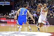 DESCRIZIONE : Milano Eurolega Euroleague 2013-14 EA7 Emporio Armani Milano Real Madrid <br /> GIOCATORE : Jerrells Curtis<br /> CATEGORIA : Palleggio<br /> SQUADRA : EA7 Emporio Armani Milano<br /> EVENTO : Eurolega Euroleague 2013-2014 GARA : EA7 Emporio Armani Milano Real Madrid <br /> DATA : 05/12/2013 <br /> SPORT : Pallacanestro <br /> AUTORE : Agenzia Ciamillo-Castoria/I.Mancini<br /> Galleria : Eurolega Euroleague 2013-2014 <br /> Fotonotizia : Milano Eurolega Euroleague 2013-14 EA7 Emporio Armani Milano Real Madrid Predefinita