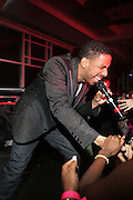 """Ryan Leslie performs at """" The Ultimate Prom"""" presented by Universal Motown and Mypromstyle.com held at Pier 60 at Chelsea Piers in New York City."""