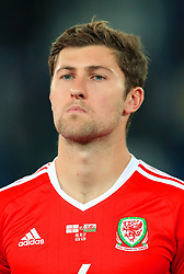 Wales' Ben Davies during the 2018 FIFA World Cup Qualifying, Group D match at the Boris Paichadze Dinamo Arena, Tbilisi. PRESS ASSOCIATION Photo. Picture date: Friday October 6, 2017. See PA story SOCCER Georgia. Photo credit should read: Tim Goode/PA Wire. RESTRICTIONS: Editorial use only, No commercial use without prior permission.