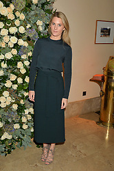 LADY KINVARA BALFOUR at a private view of the Beulah Winter Autumn Winter collection entitled 'Chrysalis' held at The South Kensington Club, London SW7 on 24th September 2015.