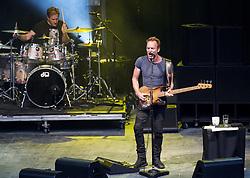 June 16, 2017 - Stockholm, Sweden - Sting pÃ¥ Dalhalla, Rättvik (Credit Image: © Aftonbladet/IBL via ZUMA Wire)