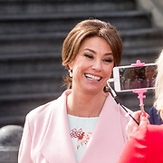 NLD/Groningen/20180427 - Koningsdag Groningen 2018, Prinses Marylene