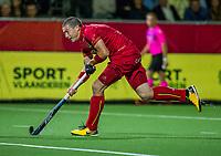 ANTWERP - BELFIUS EUROHOCKEY Championship  . Belgium v Spain (men) (5-0).John-John Dohmen (Belgie) .  WSP/ KOEN SUYK