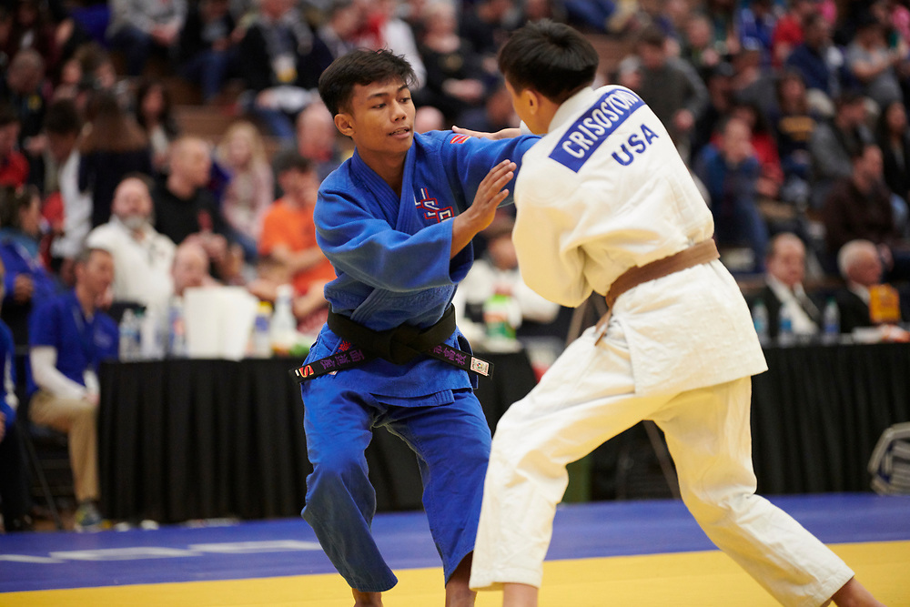 2019 March Judo Youth National Championships