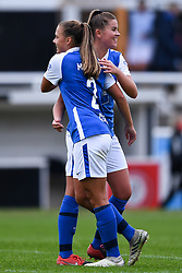 Birmingham City Women - Mandatory by-line: Ryan Hiscott/JMP - 18/10/2020 - FOOTBALL - Twerton Park - Bath, England - Bristol City Women v Birmingham City Women - Barclays FA Women's Super League
