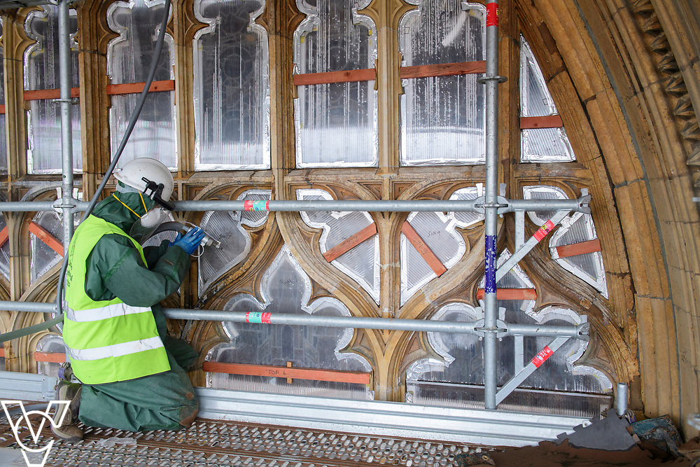 Lincoln Cathedral - A year in the life of the Cathedral<br /> <br /> Picture: Chris Vaughan Photography for Lincoln Cathedral<br /> Date: April 26, 2019