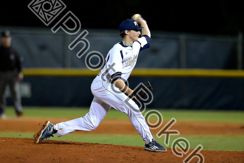 2016 February 23 - FIU's Dominic LoBrutto (36). <br /> Florida International University defeated St. Thomas, 6-1, at FIU Baseball Stadium, Miami, Florida. (Photo by: Alex J. Hernandez / photobokeh.com) This image is copyright by PhotoBokeh.com and may not be reproduced or retransmitted without express written consent of PhotoBokeh.com. ©2016 PhotoBokeh.com - All Rights Reserved
