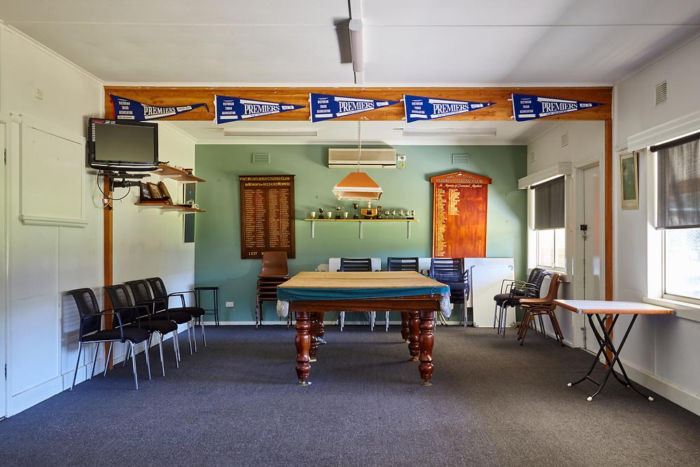 Port Melbourne Trugo Clubhouse, Port Melbourne, 2017