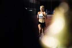 Laura Guzelj Blatnik competes in 5000m Run during day one of the 2020 Slovenian Cup in ZAK Stadium on July 4, 2020 in Ljubljana, Slovenia. Photo by Grega Valancic / Sportida