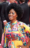 Yolanda Ross at the Opening Ceremony and The Dead Don't Die gala screening at the 72nd Cannes Film Festival Tuesday 14th May 2019, Cannes, France. Photo credit: Doreen Kennedy