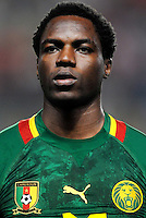 Football Fifa Brazil 2014 World Cup / <br /> Cameroon National Team - <br /> Georges MANDJECK of Cameroon