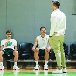 20210820: SLO, Basketball - KK Cedevita Olimpija Media Day