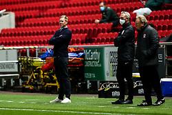Bristol City head coach Dean Holden - Rogan/JMP - 20/10/2020 - Ashton Gate Stadium - Bristol, England - Bristol City v Middlesbrough - Sky Bet Championship.