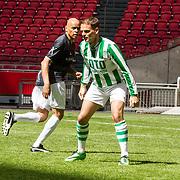 NLD/Amsterdam/20180503- Coen en Sander Live vanuit Johan Cruijff Arena, Frank de Boer en Glenn Helder