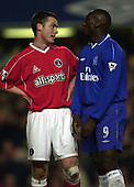 20030111 Chelsea vs Charlton, Stamford Bridge, London