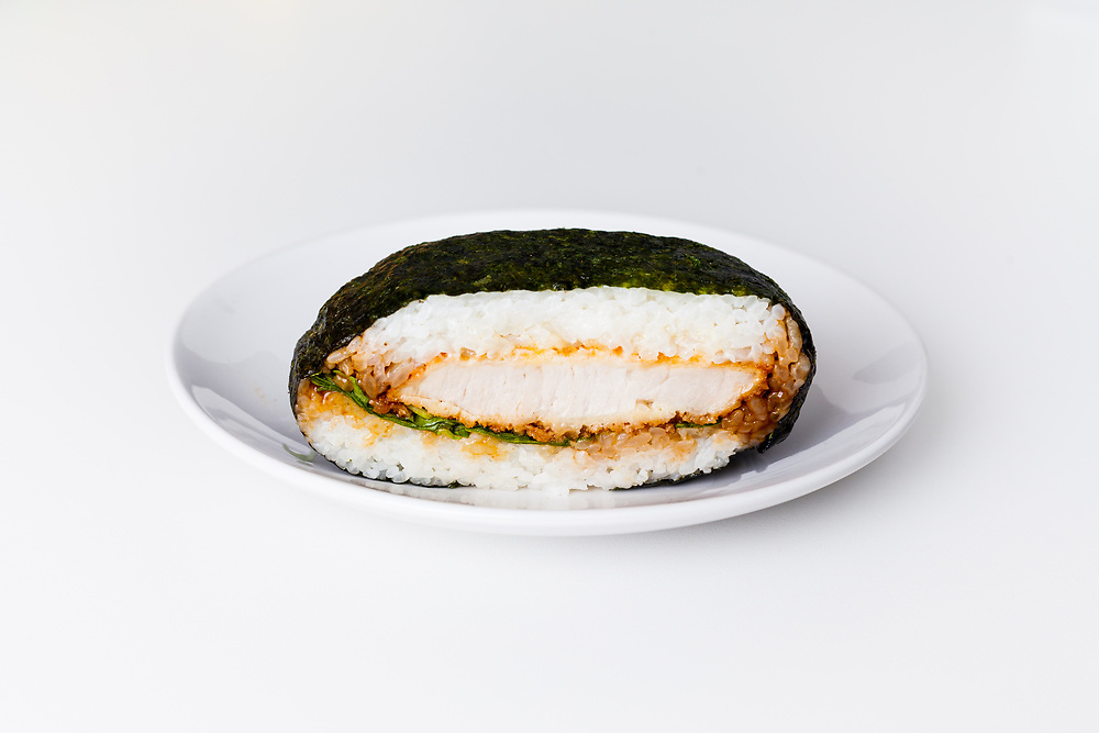 Pork Katsu Onigirazu from Ennju ($4.08)