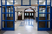 Inside the halls of West High School in Madison, WI on Friday, April 12, 2019.