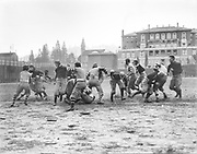 """""""FHS - WHS 1915"""" (football game at Multnomah Field) probably 10/8/15"""