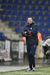 December 13, 2017 - Oostende, BELGIUM - Genk's interim head coach Jos Daerden pictured during a Croky Cup 1/4 final game between KRC Genk and Waasland Beveren, in Genk, Wednesday 13 December 2017. BELGA PHOTO YORICK JANSENS (Credit Image: © Yorick Jansens/Belga via ZUMA Press)