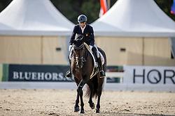 Bayo Calvo Carlos, ESP, Xo Girales Mor<br /> World Championship Young Horses Verden 2021<br /> © Hippo Foto - Dirk Caremans<br /> 26/08/2021
