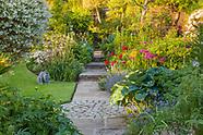 Statham Avenue Garden - June