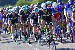 July 4, 2017 - Mondorf Les Bains / Vittel, Luxembourg / France - VITTEL, FRANCE - JULY 4 : RENSHAW Mark (AUS) Rider of Team Dimension Data in action during stage 4 of the 104th edition of the 2017 Tour de France cycling race, a stage of 207.5 kms between Mondorf-Les-Bains and Vittel on July 04, 2017 in Vittel, France, 4/07/2017 (Credit Image: © Panoramic via ZUMA Press)