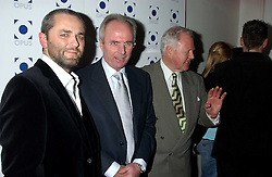 Left & centre, KARL FOWLER and SVEN GORAN ERIKSSON  at a launch party for Kraken Opus's new luxury sports books held at Sketch, 9 Conduit Street, London W1 on 22nd February 2006.<br /><br />NON EXCLUSIVE - WORLD RIGHTS
