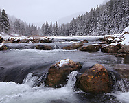 Spearfish Canyon Winter in Motion