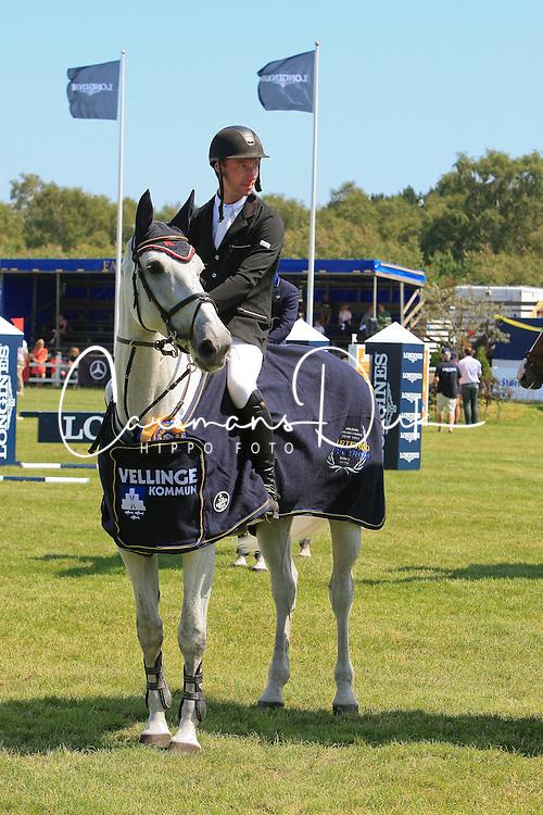 Vrieling Jur (NED) - Nerina<br /> Falsterbo Horse Show 2009<br /> © Hippo Foto - Leanjo de Koster