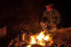 A cowboy's fire